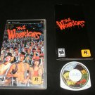 The Warriors - Sony PSP - Complete CIB - Rare