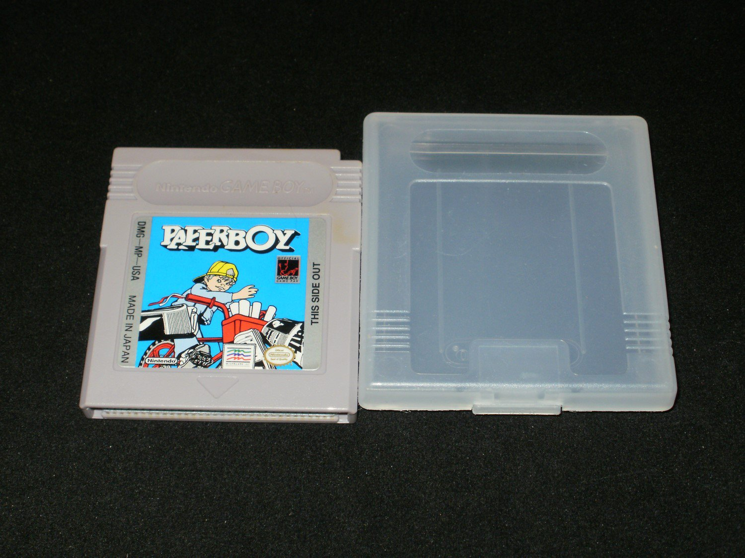 Paperboy - Nintendo Gameboy - With Case