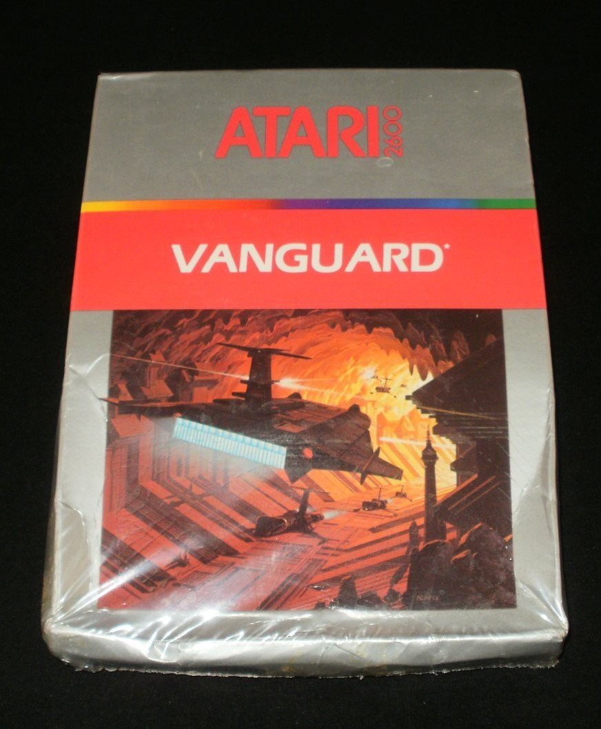 Vanguard - Atari 2600 - New Factory Sealed
