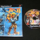 Jak II - Sony PS2 - With Box - Black Label Release