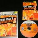 Tony Hawk's Underground 2 - Xbox - Complete CIB