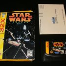 Star Wars Arcade - Sega 32X - With Box