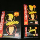 Beavis and Butt-head - Sega Genesis - Complete CIB