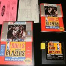 Bulls versus Blazers and the NBA Playoffs - Sega Genesis - Complete CIB