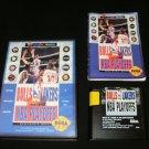 Bulls vs Lakers and the NBA Playoffs - Sega Genesis - Complete CIB