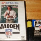 Madden 94 - Sega Genesis - With Box