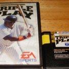 Triple Play Gold Edition - Sega Genesis - With Box