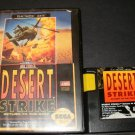Desert Strike - Sega Genesis - With Box