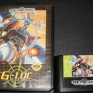 G-Loc - Sega Genesis - With Box