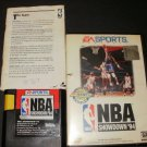 NBA Showdown '94 - Sega Genesis - Complete CIB