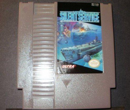 Silent Service - Nintendo NES
