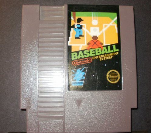 Baseball - Nintendo NES