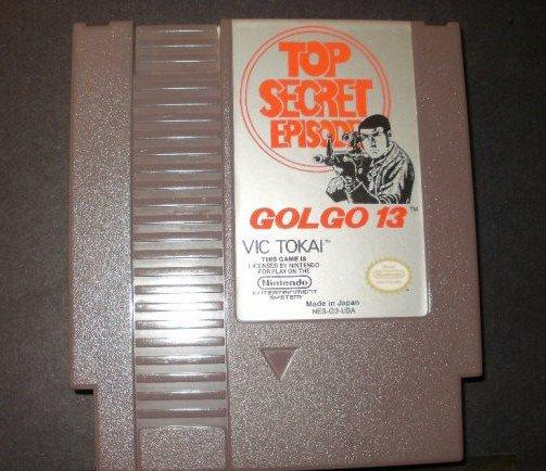 Golgo 13 - Nintendo NES