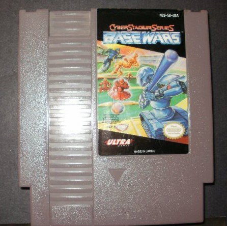 Base Wars - Nintendo NES