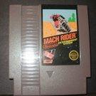 Mach Rider - Nintendo NES
