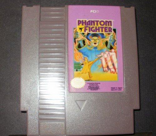 Phantom Fighter - Nintendo NES