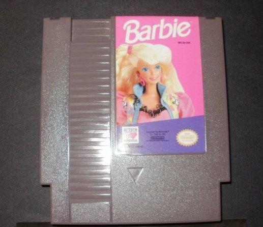 Barbie - Nintendo NES