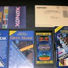 Ghost Manor Spike's Peak - Atari 2600 - Complete CIB - Rare