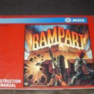 Rampart - Nintendo NES - Manual Only