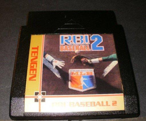 R.B.I. Baseball 2 - Nintendo NES