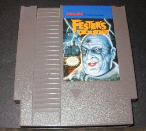 Fester's Quest - Nintendo NES