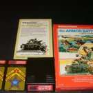 Armor Battle - Mattel Intellivision - Complete CIB