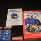 Space Battle - Mattel Intellivision - Complete
