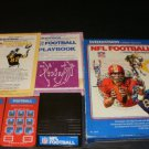NFL Football - Mattel Intellivision - Complete