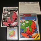 Tower Toppler - Atari 7800 - Complete