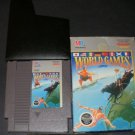 World Games - Nintendo NES - With Box & Cartridge Sleeve