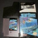 Silent Service - Nintendo NES - Complete