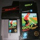 Golf - Nintendo NES - Complete