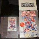 Blades of Steel - Nintendo NES - Complete