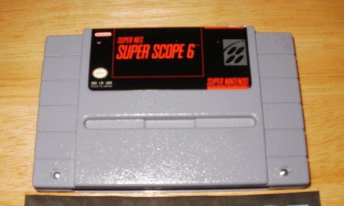 Super Scope 6  - SNES Super Nintendo