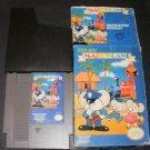 Mappy Land - Nintendo NES - Complete CIB