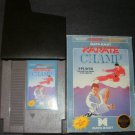 Karate Champ - Nintendo NES - With Box & Cartridge Sleeve