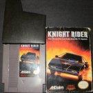 Knight Rider - Nintendo NES - With Box & Cartridge Sleeve