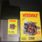 Werewolf - Nintendo NES - With Box & Cartridge Sleeve
