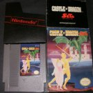 Castle of Dragon - Nintendo NES - Complete CIB