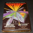 Armored Encounter Sub Chase - Magnavox Odyssey 2 - Complete