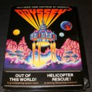 Out of this World Helicopter Rescue - Magnavox Odyssey 2 - Complete