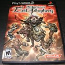 McFarlane's Evil Prophecy - Sony Playstation 2