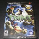 TMNT - Sony Playstation 2 - Black Label Version