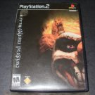 Twisted Metal Black - Sony Playstation 2 - Complete