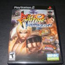 Art of Fighting Anthology - Sony Playstation 2 - Complete