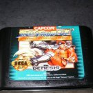 Street Fighter II Special Champion Edition - Sega Genesis