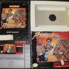 Power Moves - SNES Super Nintendo - Complete CIB