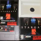 Stargate - SNES Super Nintendo - Complete