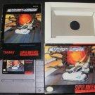 Cyber Spin - SNES Super Nintendo - Complete