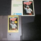Lee Trevino's Fighting Golf - Nintendo NES - With Manual And Sleeve